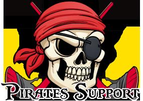 Aalborg Pirates Support