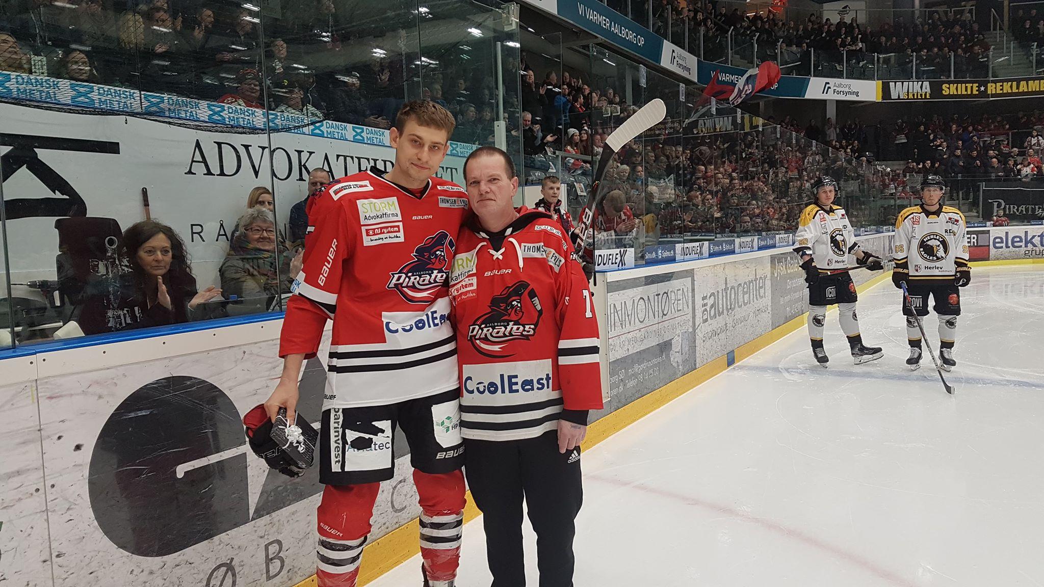 Månedens Spiller For December – #7 Kiril Kabanov
