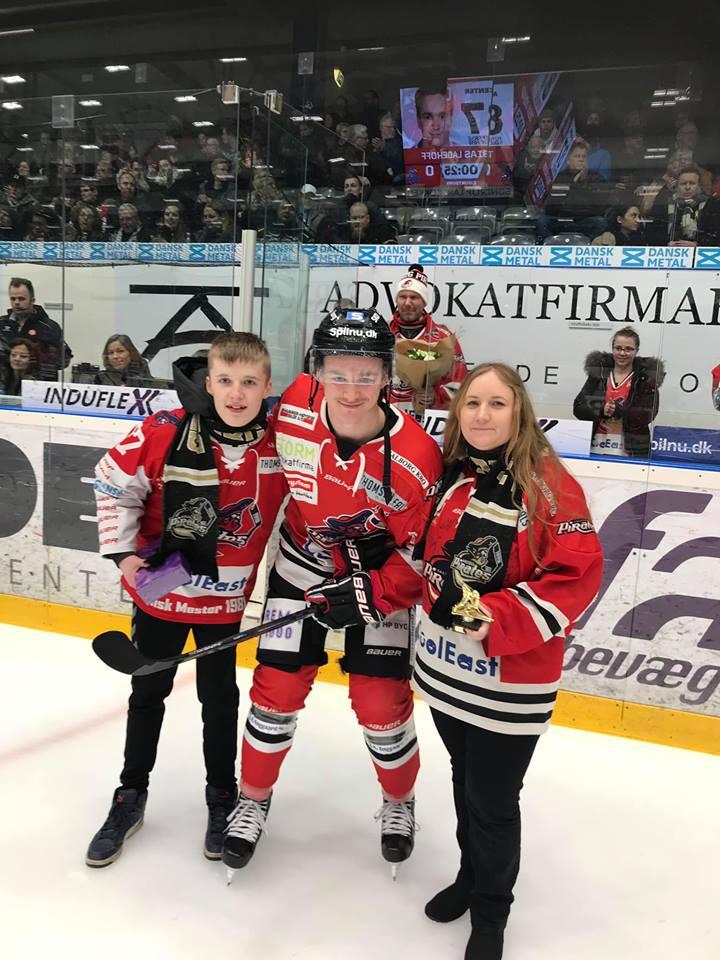 Månedens Spiller For December 2018