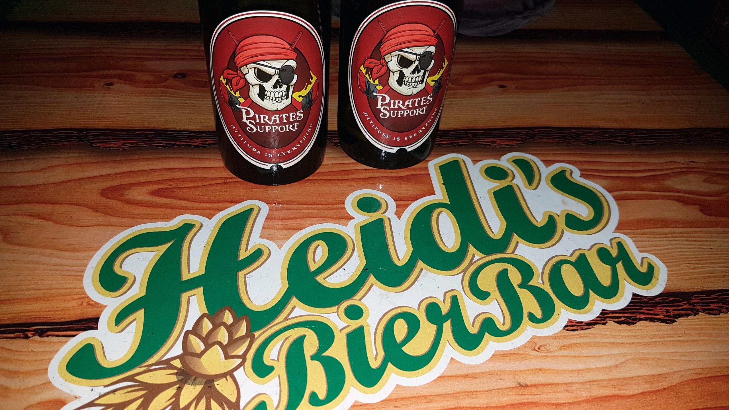 REKOM, Thisted Bryghus Og Aalborg Pirates Support Lancerer Fan-øl